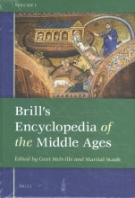 Brill`s Encyclopedia of the Middle Ages Volume 1