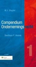 , Compendium van het ondernemingsrecht