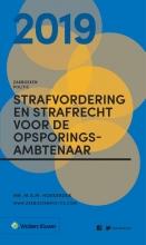 M.G.M.  Hoekendijk Zakboek Strafvordering en Strafrecht voor de Opsporingsambtenaar 2019