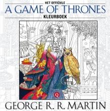 George R.R. Martin , Het officiële A Game of Thrones-kleurboek