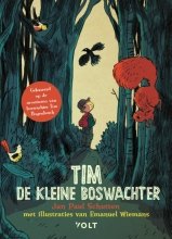 Tim Hogenbosch Jan Paul Schutten, Tim de kleine boswachter