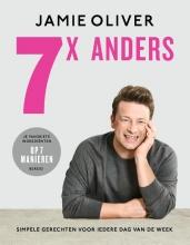 Jamie Oliver , Jamie Oliver - 7 x anders