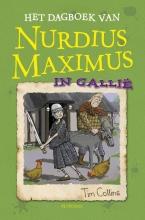 Tim  Collins Het dagboek van Nurdius Maximus in Gallië