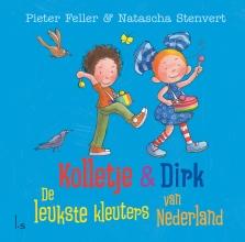 Natascha Stenvert Pieter Feller, De leukste kleuters van Nederland