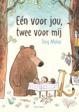 Jörg Mühle , Eén voor jou, twee voor mij