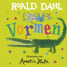 Quentin Blake Roald Dahl, Vormen