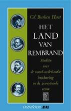 Cd. Busken Huet , Het land van Rembrand 1