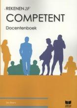 Jos  Baars Antwoorden boek Competent Rekenen 2F