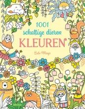 Lulu Mayo , 1001 schattige dieren kleuren