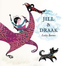 Lesley  Barnes Jill & Draak