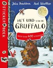 Julia  Donaldson Het kind van de Gruffalo stickerboek