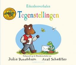 Julia Donaldson , Tegenstellingen Eikenbosverhalen