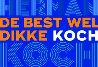 Herman  Koch De best wel dikke Koch DL