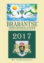 Cor  Swanenberg, Jos  Swanenberg Brabantse spreukenkalender 2017