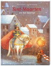Maja  Dusíková Sint-Maarten en het beertje