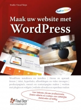 Studio Visual Steps , Maak uw website met WordPress