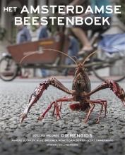 Anneke  Blokker, Auke  Brouwer, Remco  Daalder, Geert  Timmermans Het Amsterdamse beestenboek