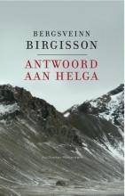 Bergsveinn  Birgisson Antwoord aan Helga