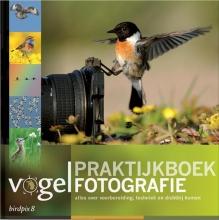 Daan  Schoonhoven Praktijkboek vogelfotografie