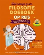 Fabien van der Ham , Het Onwijs Grote Filosofie Doeboek - Op Reis