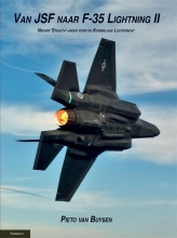 Pieto van Buysen Van JSF naar F-35 lightning II
