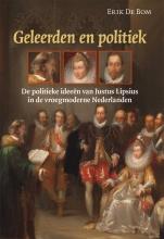 Erik De Bom , Geleerden en politiek