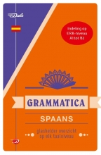 Christina Irún Chavarría , Van Dale Grammatica Spaans