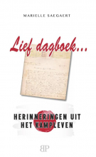 Marielle Saegaert , Lief dagboek