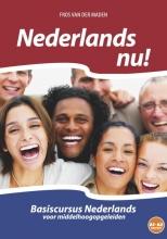 Fros van der Maden , Nederlands nu! vanaf niveau A0 tot en met niveau A2 (CEFR/ERK)
