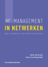 Ernst ten Heuvelhof Hans de Bruijn, Management in netwerken