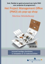 Mertine  Middelkoop Het project management office (PMO) als pop-up shop