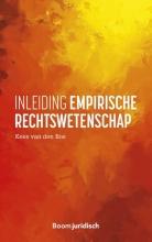 Kees van den Bos , Inleiding empirische rechtswetenschap