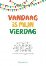 Peggy Lavaerts Robin Biets, Vandaag is mijn vierdag