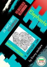 Emmy Sinclaire , De Anti Stress Kleurboek : Elephant