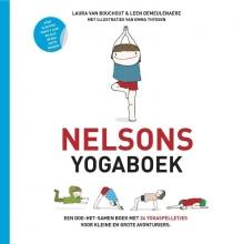 Leen  Demeulenaere, Laura van Bouchout Nelsons yogaboek