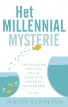 Jasper Scholten , Het millennial mysterie