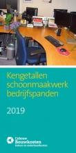 Kengetallen schoonmaakwerk Bedrijfspanden 2019
