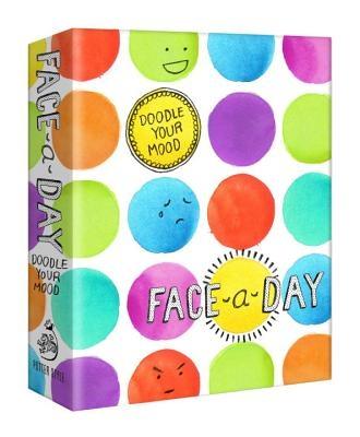 Penguin Random House,Face-A-Day Journal
