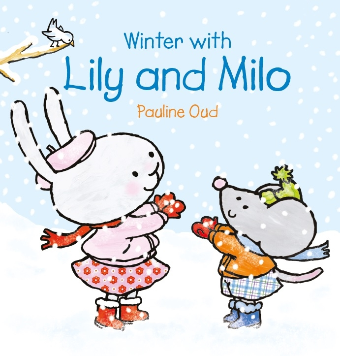 Pauline Oud,Winter with Lily and Milo