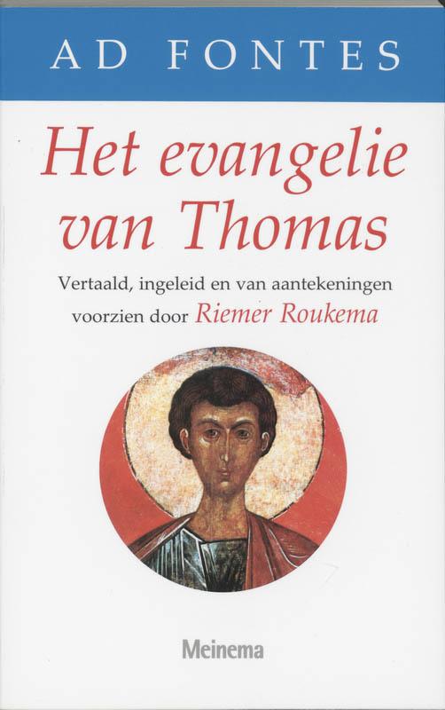 R. Roukema,Het evangelie van Thomas