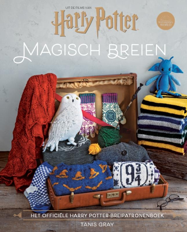 Tanis Gray,Harry Potter-Magisch Breien