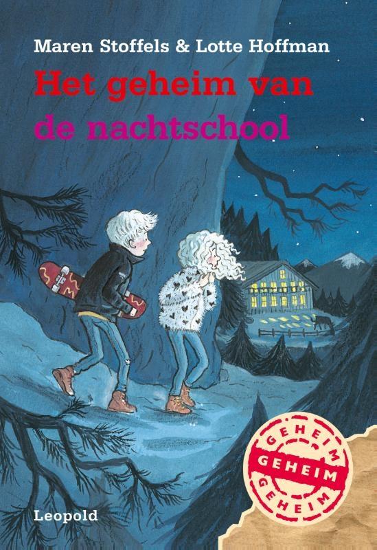 Maren Stoffels, Lotte Hoffman,Het geheim van de nachtschool