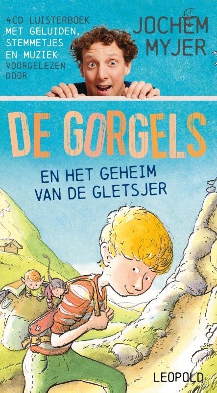 Jochem Myjer,De Gorgels en het geheim van de gletsjer 4cd