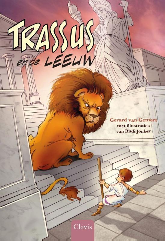 Gerard van Gemert,Trassus en de leeuw