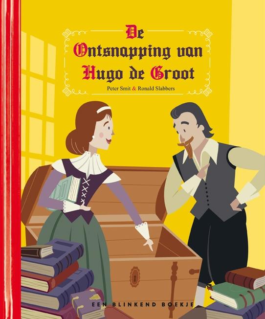 Peter Smit,De ontsnapping van Hugo de Groot