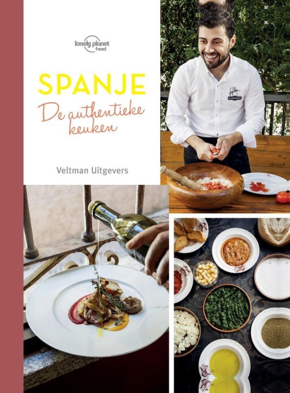 Sally Davies, Margaret Stepien,Spanje, de authentieke keuken