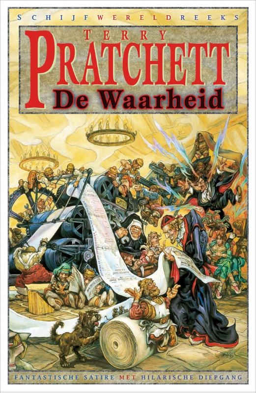Terry Pratchett,De waarheid