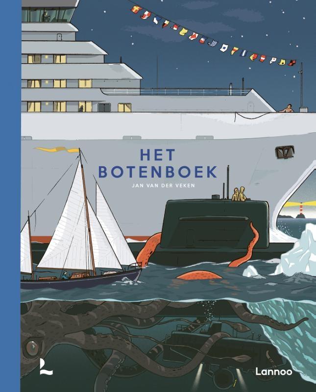 Jan Van Der Veken,Het botenboek