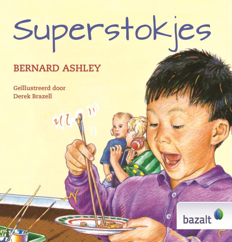 Bernard Ashley,Superstokjes