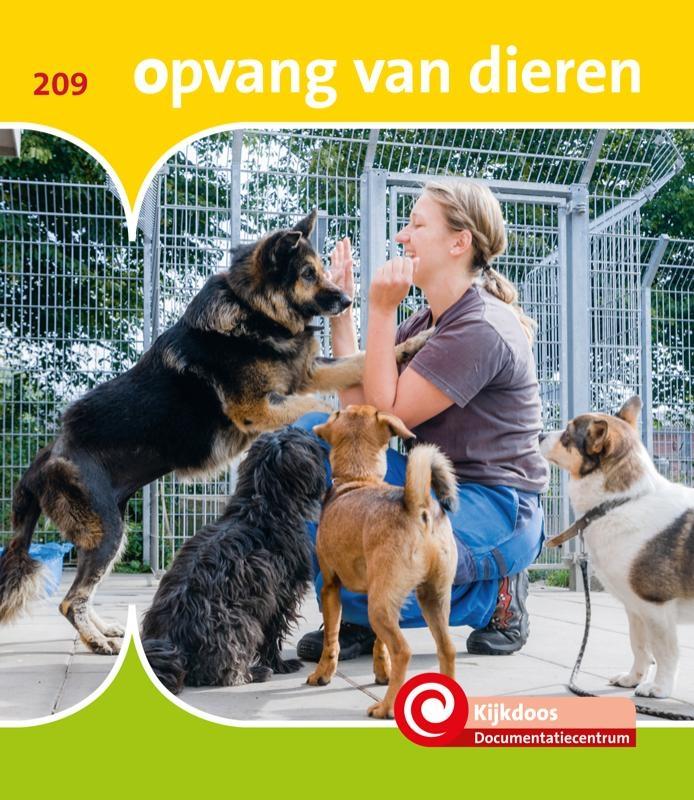 Minke van Dam,Opvang van dieren